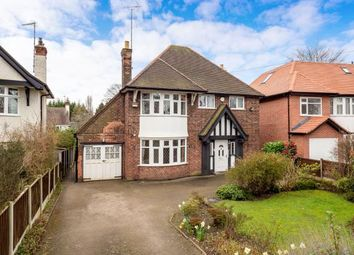Thumbnail 5 bed detached house for sale in Wollaton Hall Drive, Nottingham, Nottinghamshire