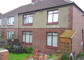 Thumbnail 3 bed semi-detached house for sale in Grassmere Road, Ferryhill