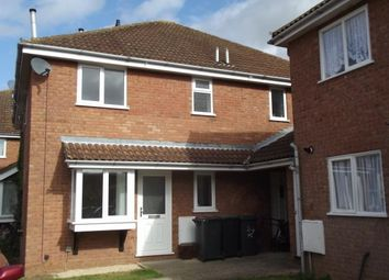 Thumbnail 1 bed property to rent in Heron Close, Biggleswade