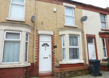 Thumbnail 1 bed terraced house to rent in Parkside Road, Tranmere, Birkenhead