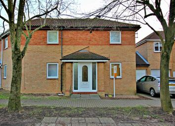 Thumbnail 3 bedroom semi-detached house for sale in Bottesford Court, Emerson Valley, Milton Keynes