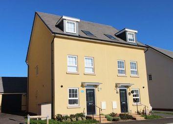 Thumbnail 3 bedroom semi-detached house for sale in Dartmoor Way, Cullompton