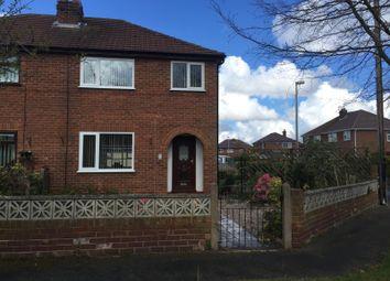Thumbnail 3 bed semi-detached house to rent in Graham Avenue, Great Sutton, Ellesmere Port