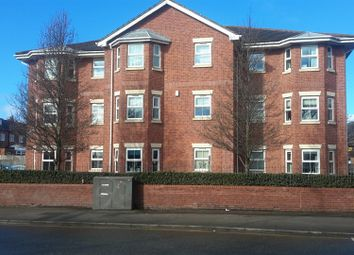 Thumbnail 1 bed flat for sale in Fairfield Street, Warrington, Cheshire