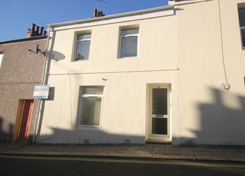 Thumbnail 4 bedroom terraced house to rent in Wellington Street, Plymouth