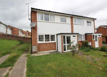 Thumbnail 3 bed semi-detached house for sale in Chichester Road, Tilehurst, Reading