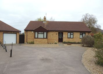 Thumbnail 3 bed detached bungalow to rent in Kew Road, Downham Market