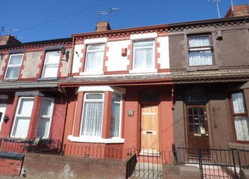 Thumbnail 3 bed terraced house to rent in Towcester Street, Litherland, Liverpool