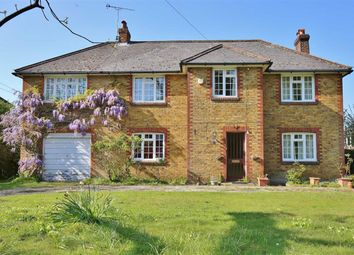 Thumbnail 4 bed detached house for sale in Maidstone Road, Borough Green, Sevenoaks