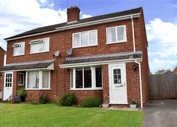 Thumbnail 2 bed semi-detached house for sale in Drakes Broughton, Pershore
