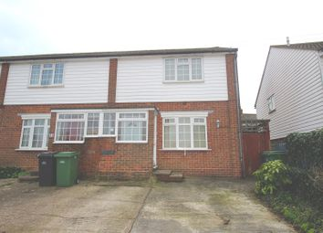 Thumbnail 2 bed semi-detached house to rent in Windsor Road, St. Leonards-On-Sea