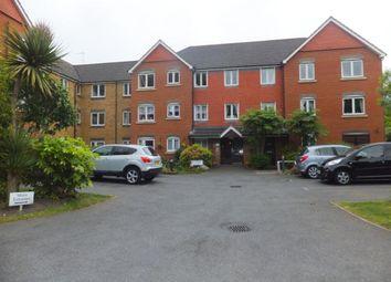 Thumbnail 2 bedroom flat to rent in Hart Dene Court, Bagshot