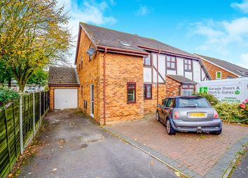 Thumbnail 3 bed semi-detached house for sale in Academy Drive, Gillingham