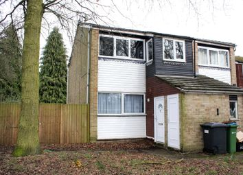 Thumbnail 2 bedroom maisonette for sale in Wallace Close, Woodley, Reading, Berkshire