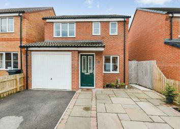 Thumbnail 3 bed detached house for sale in 11 Mulberry Close, Selby