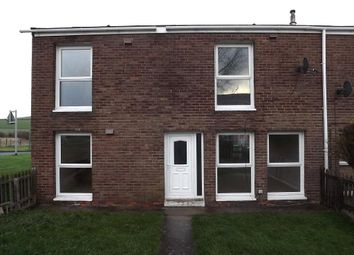 Thumbnail 3 bed end terrace house for sale in Briardene, Esh Winning, Durham