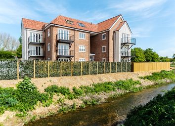 Thumbnail 2 bedroom flat for sale in Waterside Drive, Ditchingham, Bungay