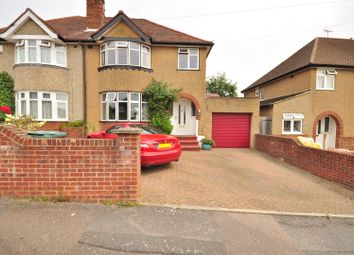 Thumbnail 3 bedroom semi-detached house to rent in The Greenway, Mill End, Rickmansworth, Hertfordshire