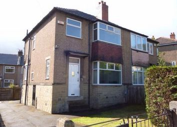 Thumbnail 3 bedroom semi-detached house for sale in York Avenue, Fartown, Huddersfield