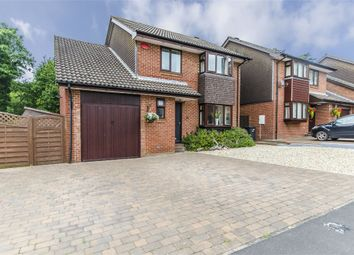 Thumbnail 4 bed detached house for sale in Camelia Grove, Fair Oak, Eastleigh, Hampshire