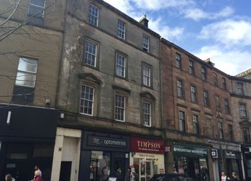 Thumbnail 4 bed flat to rent in Port Street, Stirling