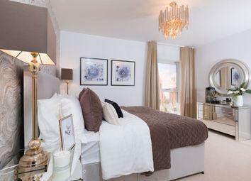 Thumbnail 2 bedroom flat for sale in Trinity Walk, Woolwich