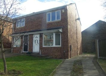 Thumbnail 2 bed semi-detached house to rent in Ashleigh Gardens, Ossett