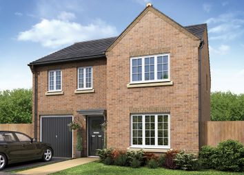 Thumbnail 4 bed detached house for sale in Broad Lane, Auckley, Doncaster