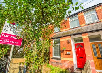 Thumbnail 2 bed cottage for sale in Copleston Road, Llandaff North, Cardiff