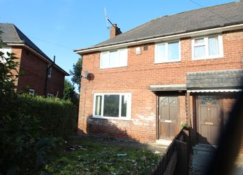 Thumbnail 3 bed town house for sale in Wykebeck Valley Road, Gipton, Leeds