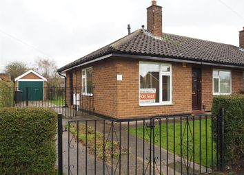 Thumbnail 2 bed semi-detached bungalow for sale in Village Way, Farndon, Newark