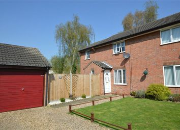 Thumbnail 3 bed semi-detached house for sale in Castleton Close, Chapel Break, Norwich