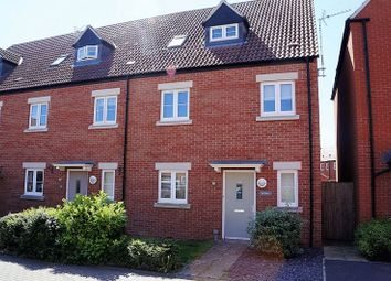 Thumbnail 4 bed terraced house for sale in Marlstone Drive, Churchdown, Gloucester
