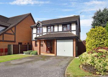 4 bed detached house for sale in Rose Walk, Toddington, Dunstable LU5