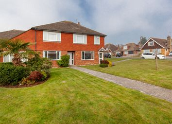 Thumbnail 2 bedroom flat for sale in Cowdray Close, Bexhill-On-Sea