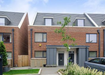 Thumbnail 3 bed end terrace house for sale in Artisan Place, Wealdstone