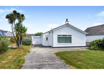 Thumbnail 3 bed detached bungalow for sale in Lon Crecrist, Holyhead