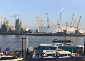 Thumbnail 1 bedroom flat for sale in The Peninsula, Greenwich, London
