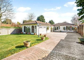 The Drive, Ickenham, Uxbridge, Middlesex UB10. 4 bed detached bungalow