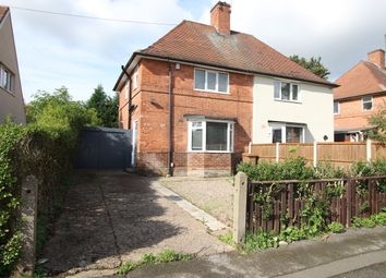 Thumbnail 3 bed semi-detached house for sale in Shepton Crescent, Nottingham