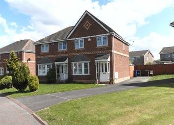 Thumbnail 3 bedroom property to rent in Redwald Close, Kirkby, Liverpool