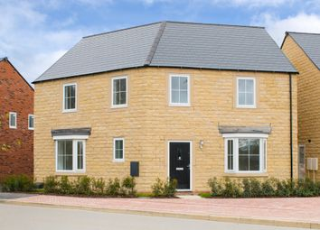 "Thumbnail 4 bedroom semi-detached house for sale in ""Billington"" at Mitton Road, Whalley, Clitheroe"