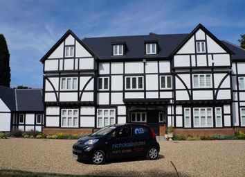 Thumbnail 2 bed flat to rent in Purdis Farm Lane, Ipswich