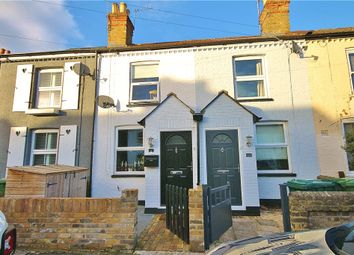 Thumbnail 2 bed terraced house for sale in Bremer Road, Staines Upon Thames, Middlesex