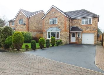 Thumbnail 4 bed detached house for sale in Crofters Close, Killamarsh, Sheffield