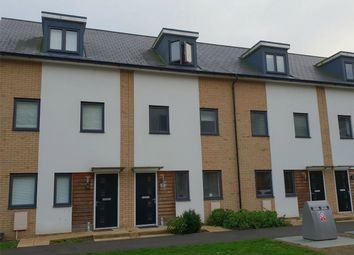 Thumbnail 4 bed town house for sale in Hammonds Drive, Peterborough, Cambridgeshire