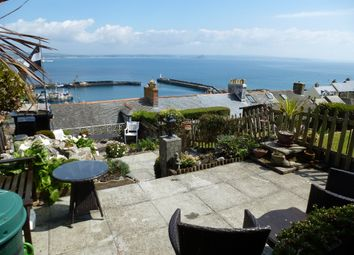 Thumbnail 3 bed end terrace house for sale in Sea View Terrace, Newlyn, Penzance