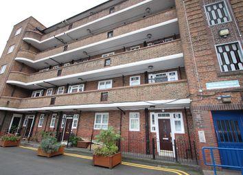Thumbnail 1 bed flat to rent in Warburton House, London