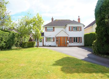 Thumbnail 4 bedroom detached house for sale in Old Shaw Lane, Swindon
