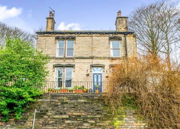 Thumbnail 4 bed detached house for sale in Eastgate, Honley, Holmfirth